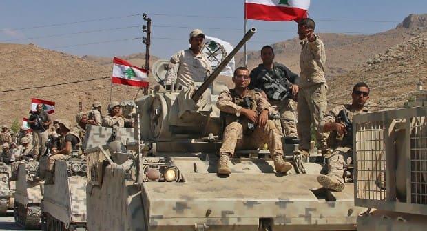 تعزيزات عسكرية للجيش اللبناني إلى الحدود