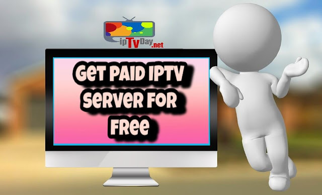 GET PIAD IPTV SERVER FOR free★Works for a long time ★14/01/2018