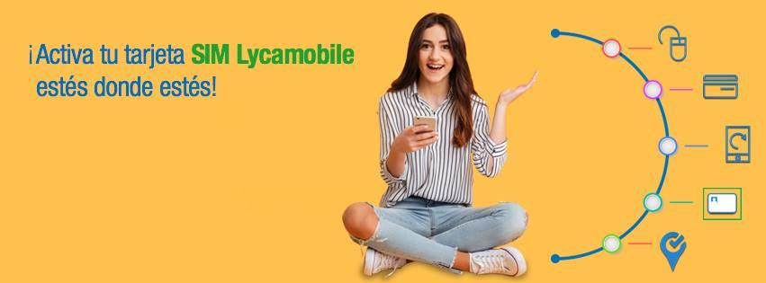 Lycamobile ofrece saldo gratis en sus recargas