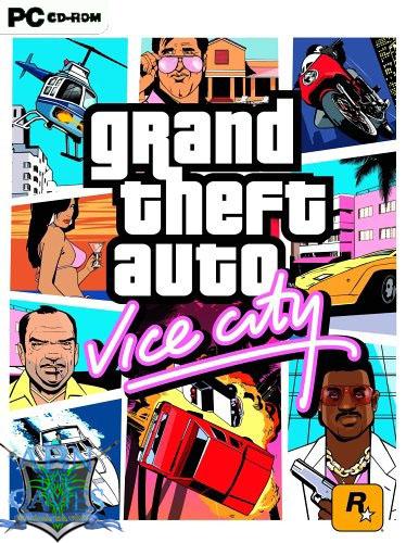 لعبة gta vice city النسخة الاصلية
