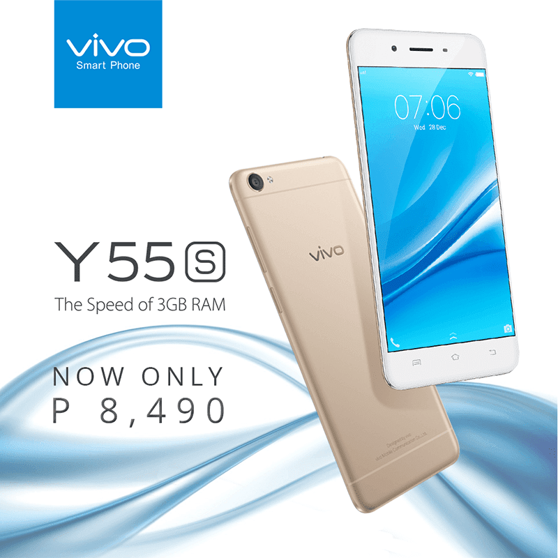 Sale Alert: Vivo Y55s Is Now Priced At Just PHP 8490
