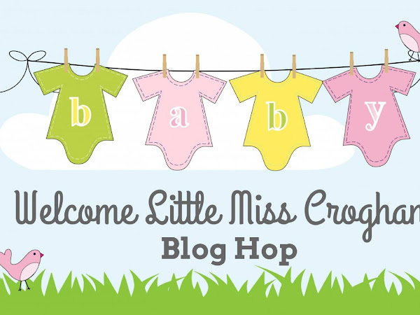It's A Girl Blog Hop For Little Miss Croghan!