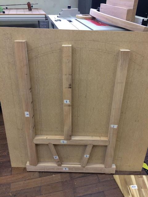 janela de madeira
