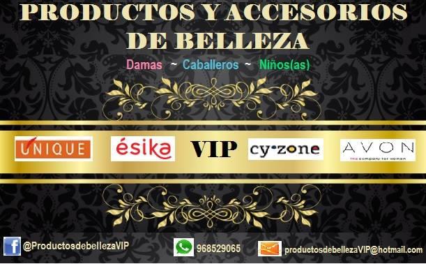 Productos de Belleza & Accesorios VIP – Chimbote