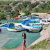 Balneario y aguas termales Huápoca en Madera