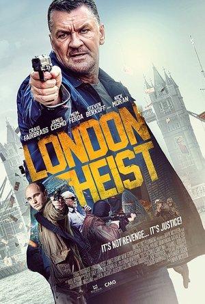 Poster London Heist 2017