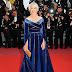 "Actress Dame Helen Mirren chose Avakian at the 71st Cannes Film Festival for the premiere of ""Les Filles Du Soleil"""
