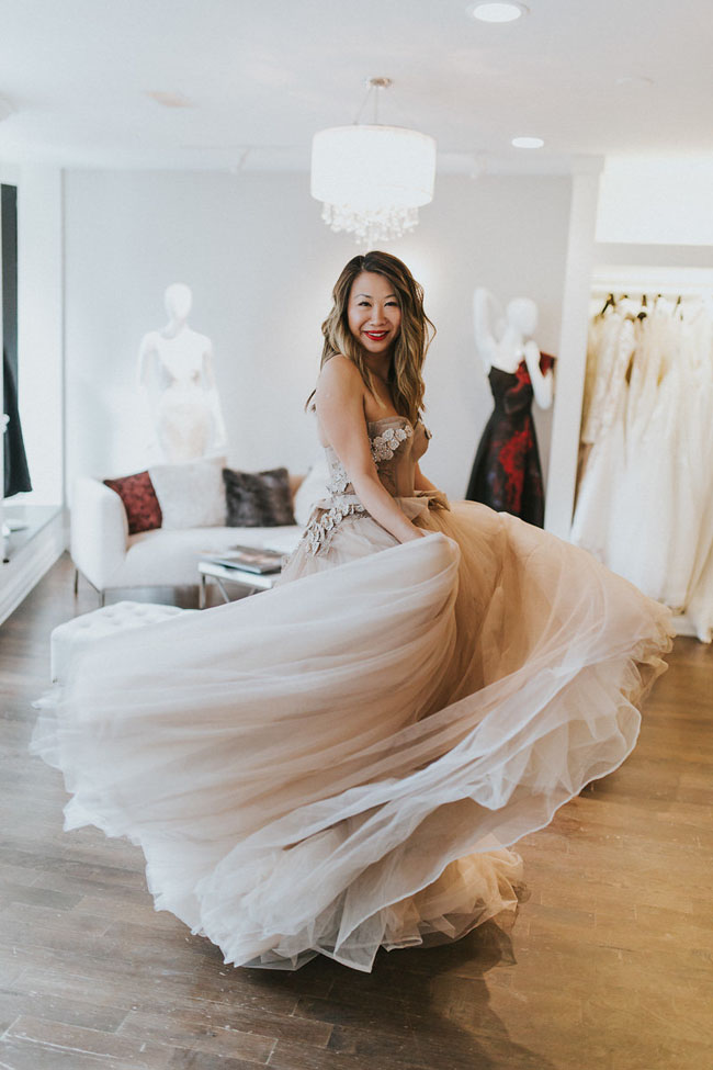 Top 5 Tips for Buying a Wedding Dress, Dimitra's Bridal Salon, Tulle Dress Chicago,Jennifer Worman, Wedding Dress Chicago Style, Lace Wedding Dress