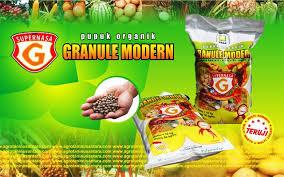 jual pupuk organik  nasa granule modern