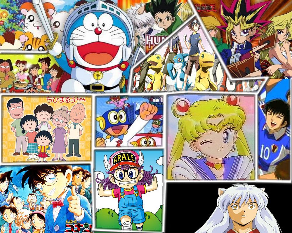Kumpulan Lirik Anime 90 An Versi Indonesia Maringngerrang