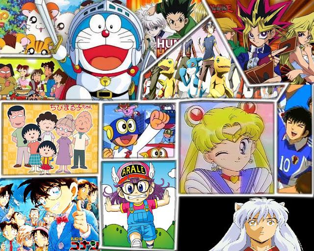 Kumpulan Lirik Anime 90-an Versi Indonesia