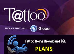 List of Tattoo Home Broadband Plans 2015