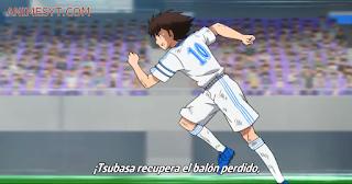 descargar Captain Tsubasa (2018) 15 sub español mega ver online