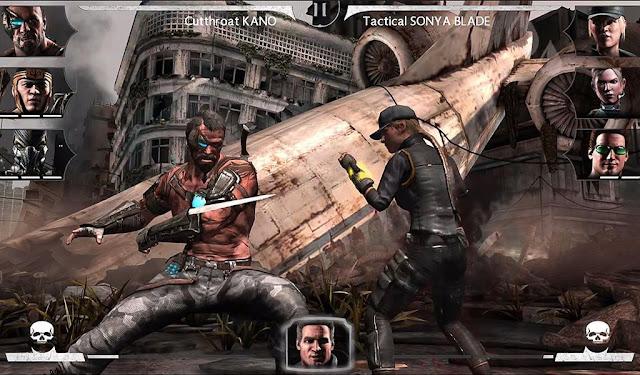 Mortal Kombat X v1.7.0 (MEGA MOD)