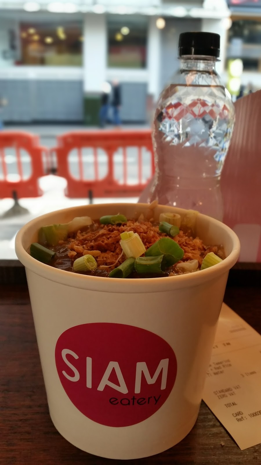 The Fat SpiderMan: Thai Wizardry: Siam Eatery - Covent Garden, London