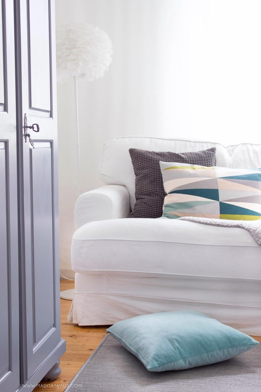 kleines wohnzimmer entspannt einrichten meine. Black Bedroom Furniture Sets. Home Design Ideas