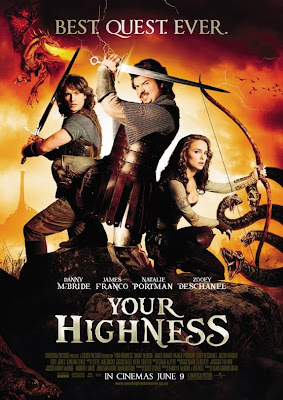 Your Highness Filme