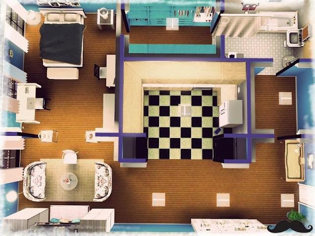 Carrie Bradshaw S Apartment Floor Plan Home Decorations