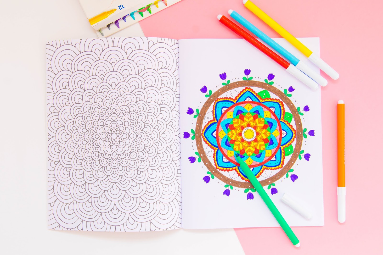livros de colorir adultos puz