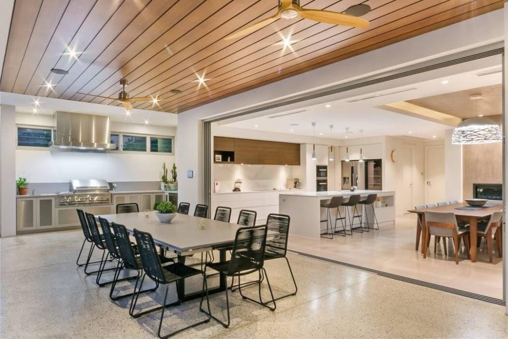 Apa sajakah Kekurangan desain open space? Rumah. Membuat rumah bising & Khanza Desain: Desain ruangan open floor atau ruangan tanpa sekat