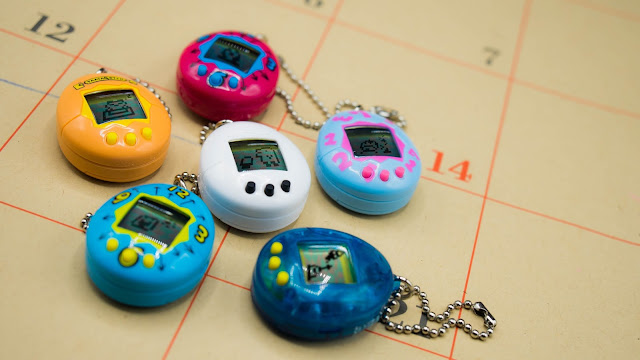 Bandai America Celebrates The 20th Anniversary of The O.G. Tamagotchi with U.S. launch this Fall