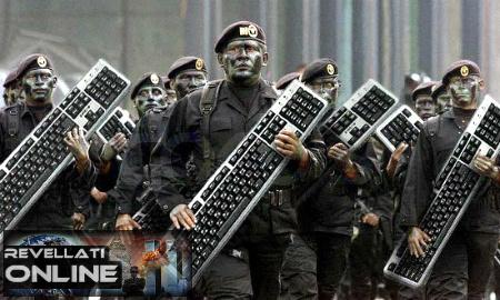 Resultado de imagem para guerra cibernética