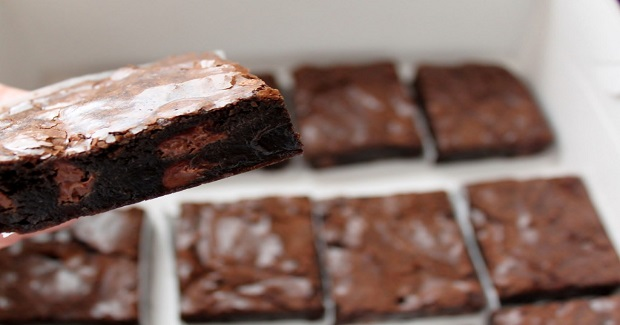Chewy Fudge Brownies Recipe