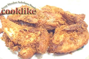 Resep Ayam Goreng Restoran Padang