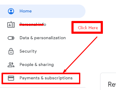 Google Payments And Subscriptions