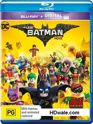 The Lego Batman Movie Download (2017) 1080p BluRay
