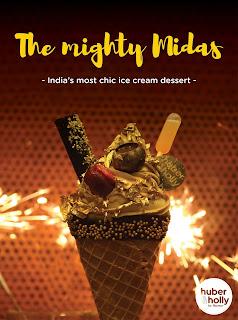 Havmor Ice Cream unveils India's first 24-carat gold infused Ice Cream Dessert