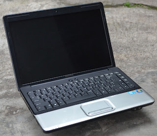 compaq cq41 core i3, laptop second, laptop 1 jutaan, laptop bekas, core i3