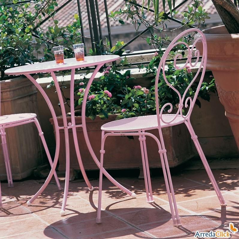 Sedie Colorate Da Giardino.Arredo Da Giardino Cominciamo Dalle Sedie Blog Arredamento