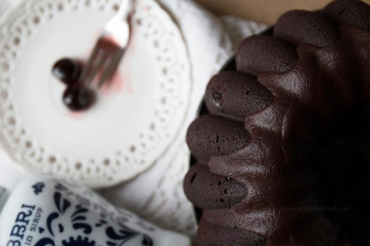 torta otello amarene di knam