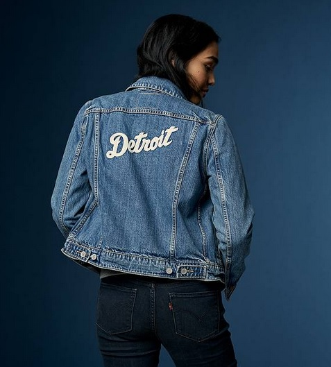 Detroit Denim Jacket