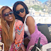 Bonang Blesses BFF Lorna Maseko With A R5 000 Gift of a trendy Gucci belt!
