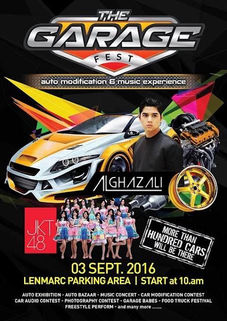 Bukan Sekedar Festival, The Garage Fest 2016 di Surabaya