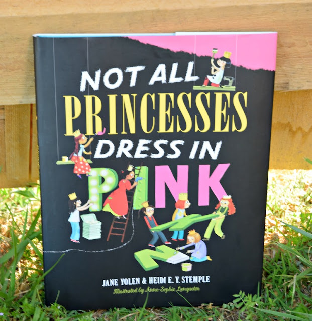 Not All Princesses Dress In Pink, part of May Reading Roundup
