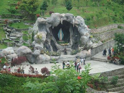 Obyek Wisata Yang Ada di Kabupaten Dairi