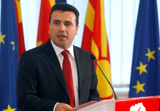 Ζαέφ: Στρατηγικός στόχος της «Μακεδονίας» η πλήρης ένταξη σε ΝΑΤΟ και ΕΕ