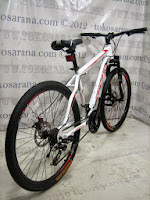 26 Inch Pacific Invert-LX 21 Speed HardTail Mountain Bike