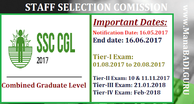 latest jobs, Central govt jobs, Central jobs, Govt Jobs, Staff Selection Commission, SSC CGL Recruitment, Combined Graduate Level, SSC Jobs