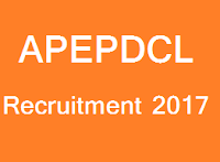 APEPDCL Recruitment 2017