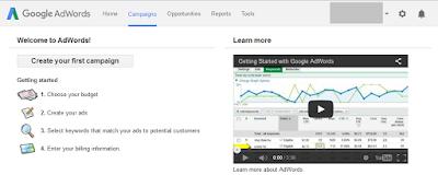 Tutorial Cara Menggunakan Google Adwords Keyword Planner