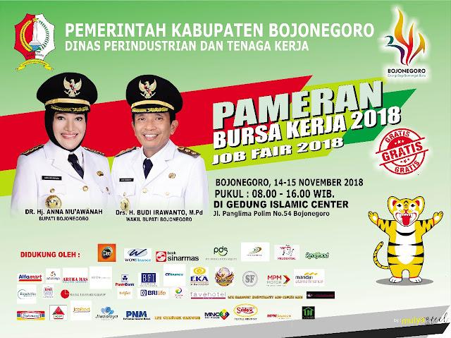 Job Fair /Bursa Kerja Kabupaten Bojonegoro