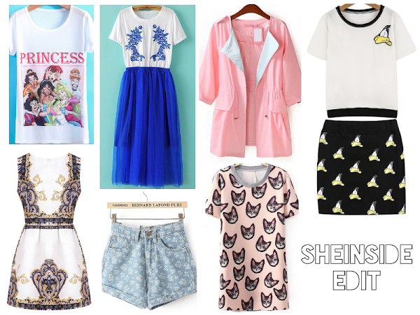 Wishlist #63 - Sheinside Edit