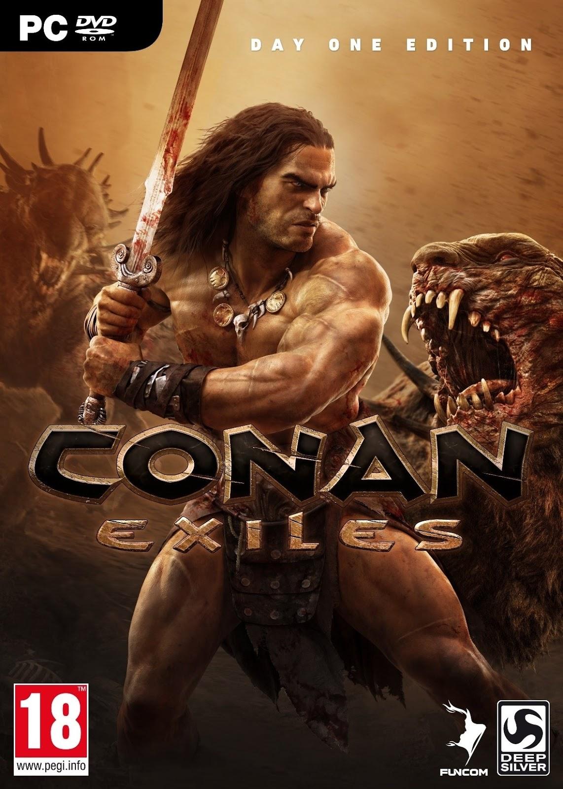 Descargar Conan Exiles PC ESPAÑOL