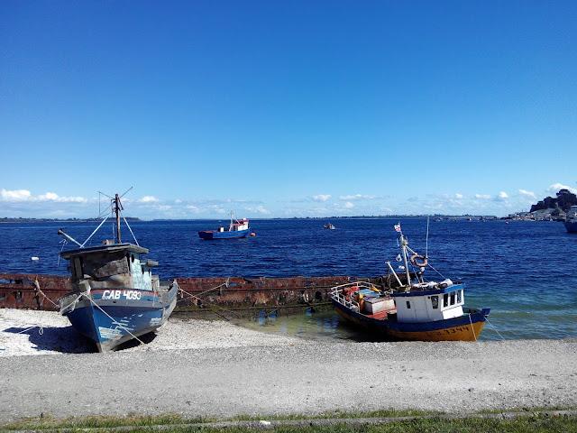 Cabulco, cerca de Puerto Montt (Chile)