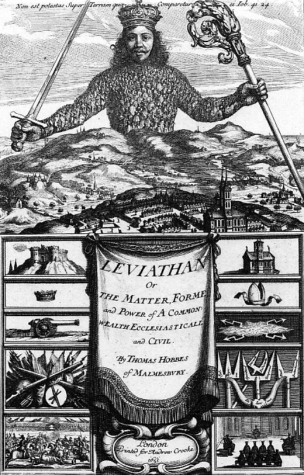 Leviathan's Theory of Justice
