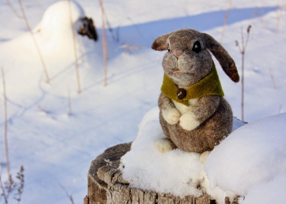 snow bunnies